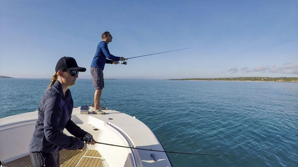 GTE Lodge - Fishing