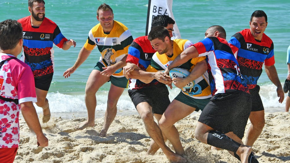 Northern Australian Beach 5s Rugby Championships